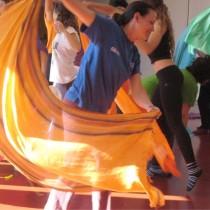 Osteodanza. Un viaje a través de la danzaterapia y la psicomotricidad